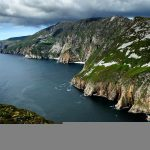 Sliabh Liag sea cliffs
