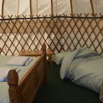 Ballymastocker yurt