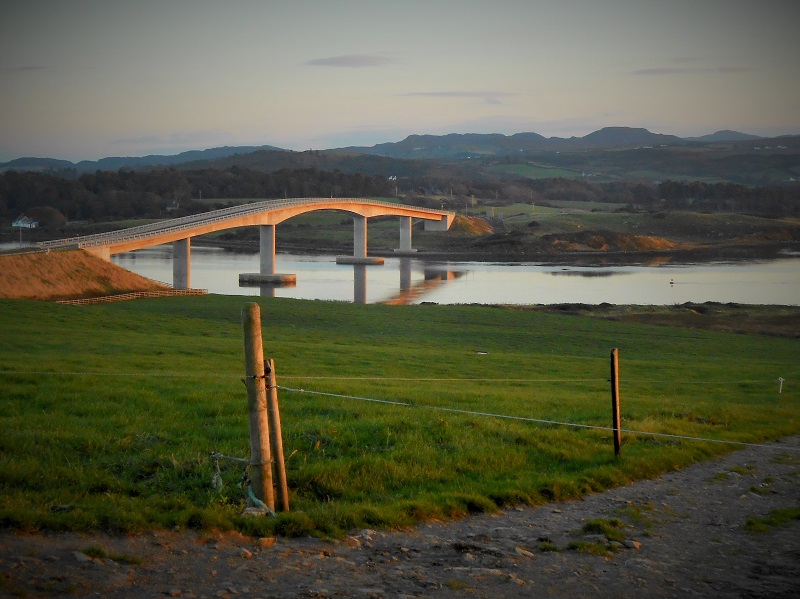 Harry Blaney Bridge Fanad