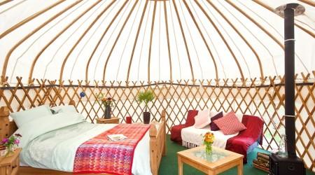 Ballymastocker-yurt