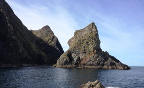 Climbing Donegal