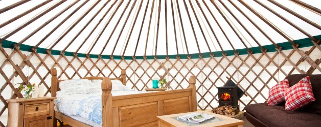 Crocullia – yurt