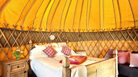 Knockalla (Cnoc Colbha) – yurt