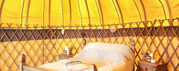 Dunree – yurt